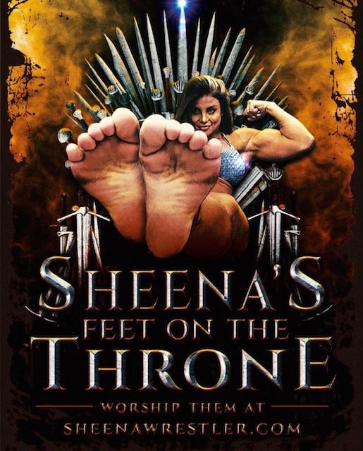 Sheena Art
