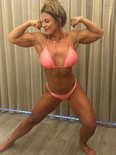 Sheena Muscle 04