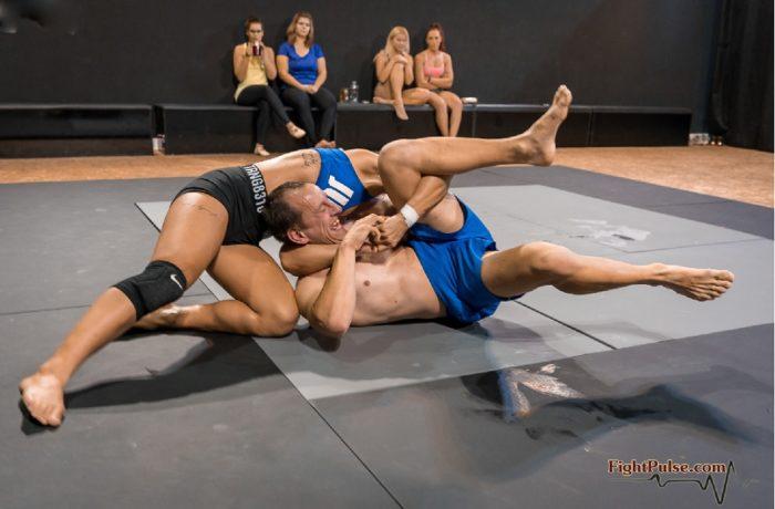 Sheena Wrestling 7