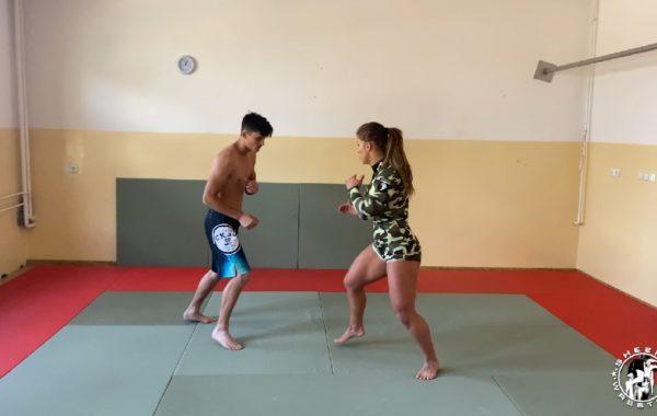 Sheena Wrestling 111
