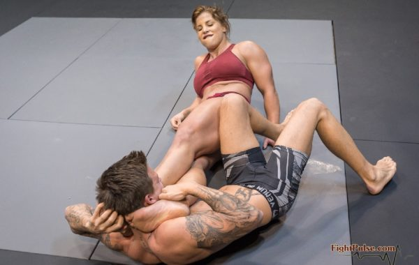 Sheena Wrestling 118