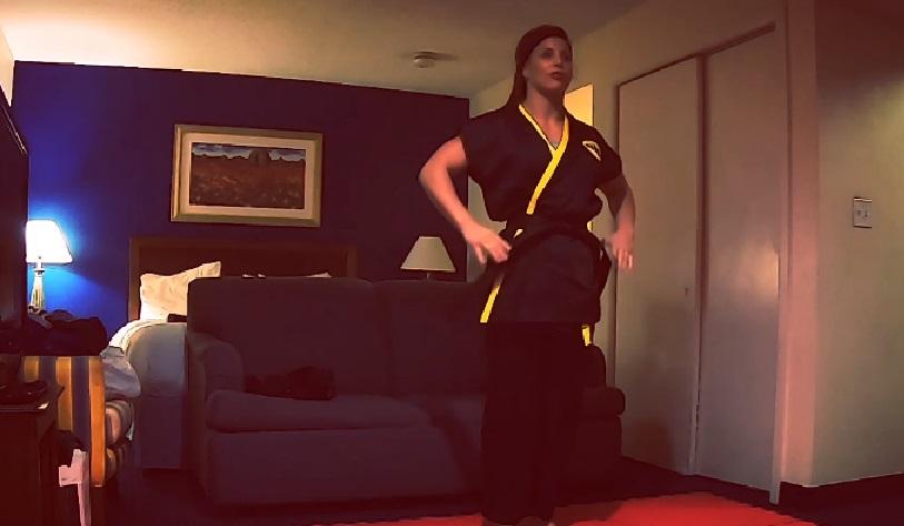 Sheena Sport Promo Karate.