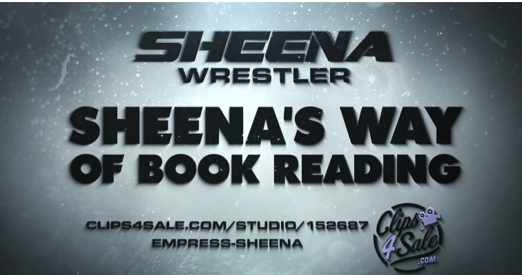 Sheena's Way Of Book Reading