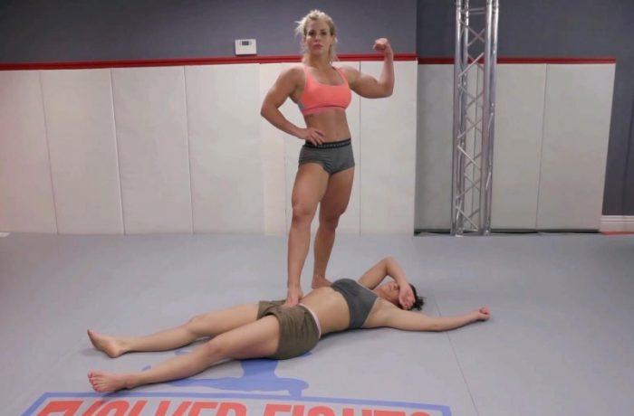 Sheena Wrestling 151