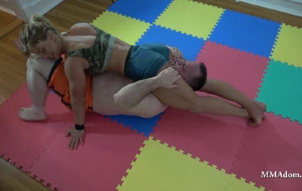 Sheena Wrestling 164
