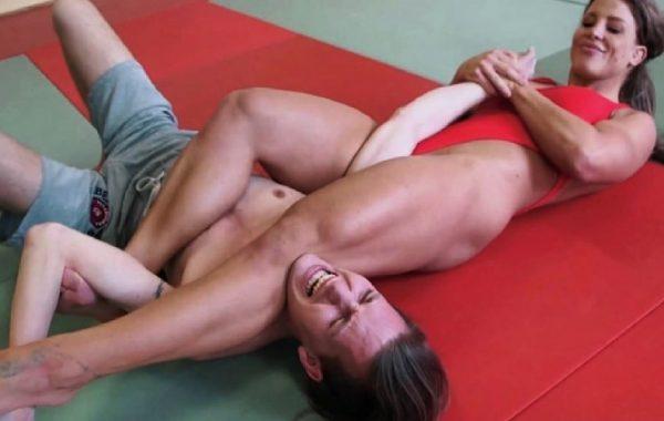 Sheena Wrestling 165